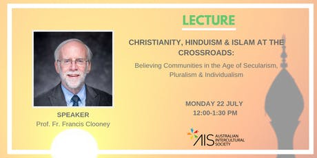 Christianity, Hinduism and Islam at the Crossroads tickets