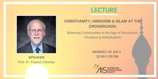 Christianity, Hinduism and Islam at the Crossroads