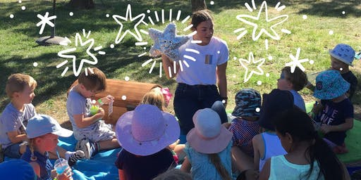 Little Star with Left Lane Outreach Theatre (Ages 3-7) (Tuggeranong Library)
