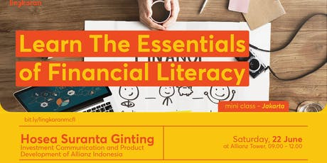Learn The Essentials of Financial Literacy tickets