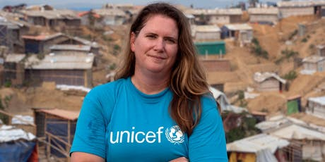 UNICEF SPECIAL BRIEFING - REACHING PEOPLE IN EMERGENCIES WITH PETA BARNS  tickets