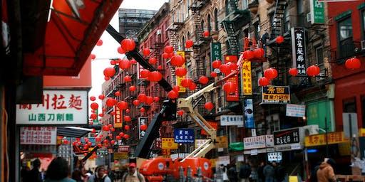 After Work Historic Chinatown Scavenger Hunt, Socializing & Optional Dinner