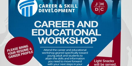 The Career ToolBox tickets