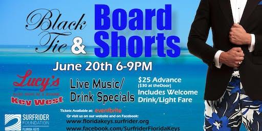 Surfrider Florida Keys' 1st Annual Black Tie and Board Shorts Gala
