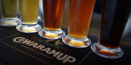 Cowaramup Brewing Company Degustation Beer Dinner 2019