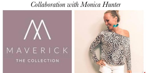 The Nest collaboration with Monica Hunter