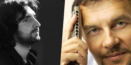 Suono Italiano 2019 - Concert by Duo Gianluca Littera (harmonica) and Fabio Gorlier (piano) tickets