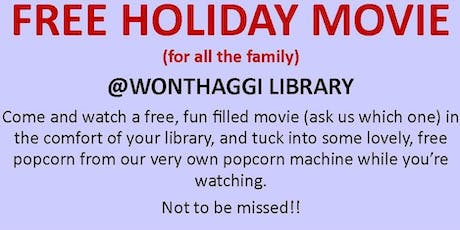 Kids Holiday Movie @ Wonthaggi Library tickets