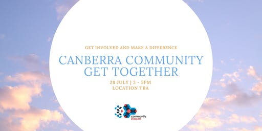 Community Shapers' Canberra Get Together