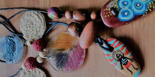 NAIDOC Week Aboriginal Jewellery Workshop