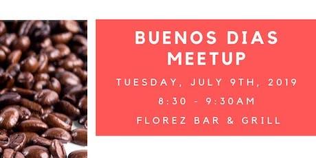 SACHCC July Buenos Dias Meetup tickets