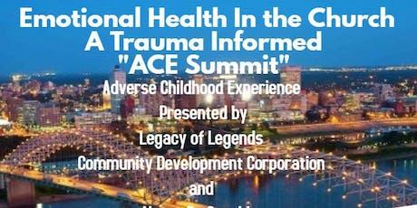 A Trauma Informed City ACE Summit  tickets