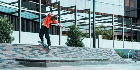 Moorebank Skateboarding Workshop & Jam tickets