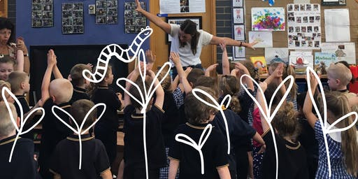 Little Worm with Left Lane Outreach Theatre (Ages 3-7) (Kippax Library)