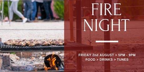Fire Night tickets
