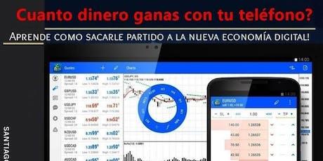 Revolución Financiera, en Maipú entradas