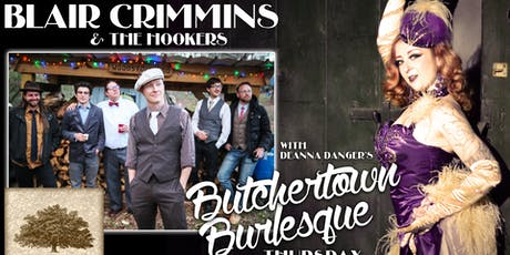 Blair Crimmins & the Hookers w/ Butchertown Burlesque (General Admission) tickets