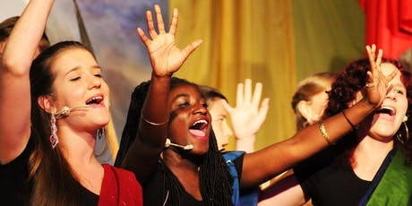 KID'S Summer Program - Fun, Free, Interactive Christian Arts tickets