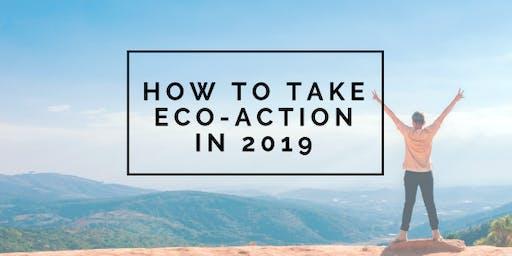Workshop: Take Eco Action at UQ!