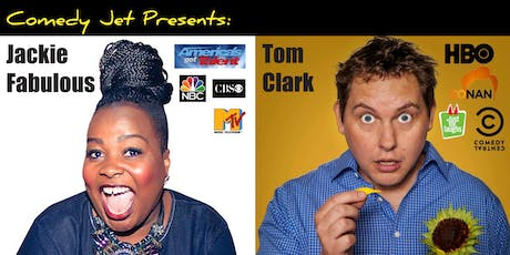 ALL-STAR COMEDY with Jackie Fabulous & Tom Clark! tickets