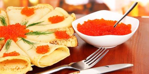 Summer Shabbat with Pancakes!