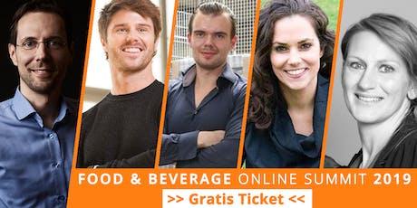 Food & Beverage Innovators (Dienstag, Köln) Tickets