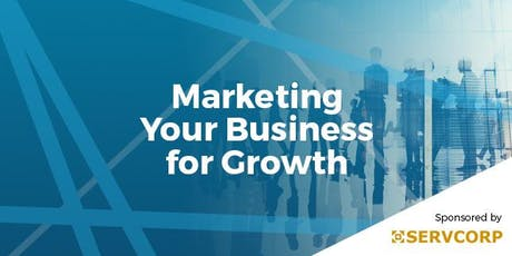 Marketing your business for growth workshop tickets