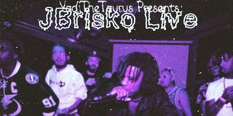 JBrisko Live tickets
