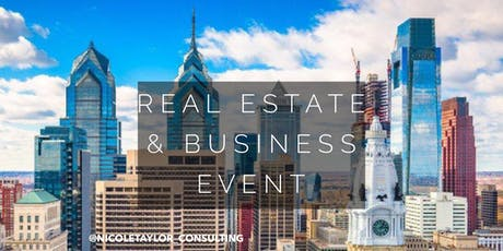 Philadelphia, PA Real Estate & Business Event  tickets