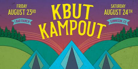 KBUT Kampout 2019 tickets