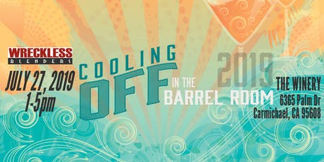 Cooling off in the Barrel Room (2019) tickets