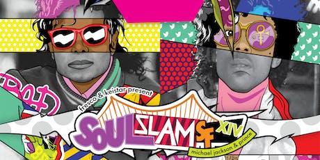 SOUL SLAM SF XIV featuring DJ SPINNA (NYC) tickets