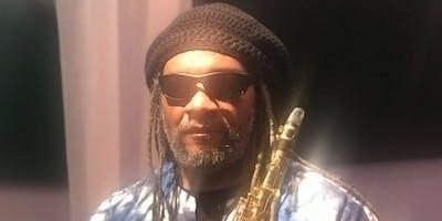 Live Jazz at Gpazz featuring Jazz Saxophonist Freddy Greene.