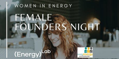 Women in Focus: Female Founders Night tickets