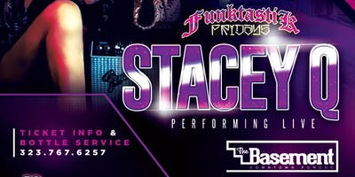 FUNKTASTIK Fridays presents STACEY Q
