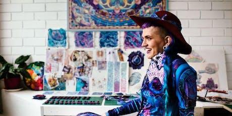 AR Fashion: Artist Talk with Nixi Killick tickets