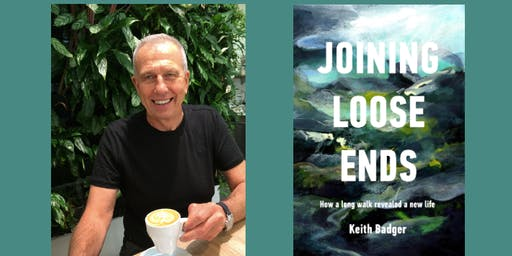 """""""Joining Loose Ends: How a long walk revealed a new life"""""""