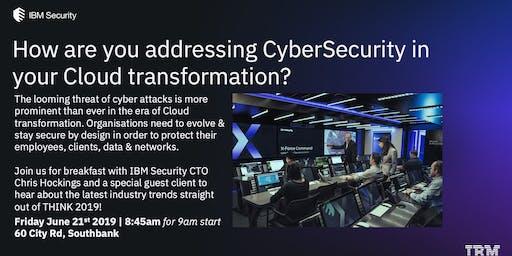 IBM Cyber-Security Breakfast