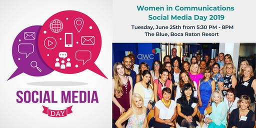Women in Communications Social Media Day 2019