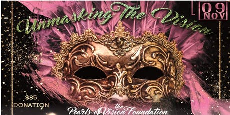 Pearls of Vision Foundation Masquerade Ball Awards Gala tickets