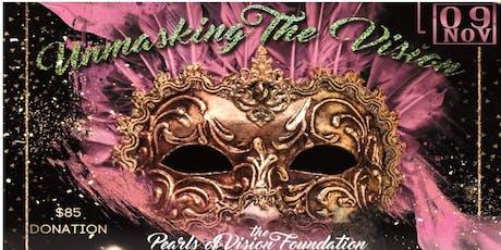 Pearls of Vision Foundation Masquerade Ball Awards Gala tickets