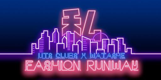 WATASHE Fashion Runway Show
