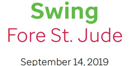 Swing FORE St. Jude tickets