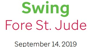 Swing FORE St. Jude