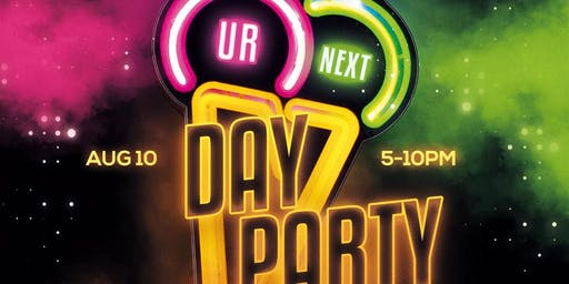WHEN'S UR NEXT DAY PARTY (NEON EDITION)