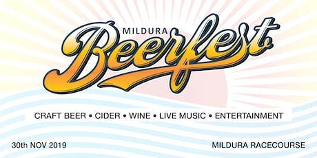 Mildura Beerfest tickets