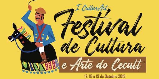 I Festival de Cultura e Arte do CECULT-UFRB