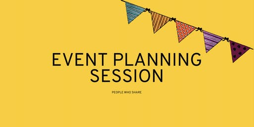 Planning Session ~ People Who Share Event