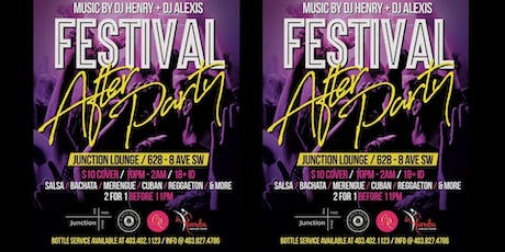 ★ Latin Festival After Party ★ tickets