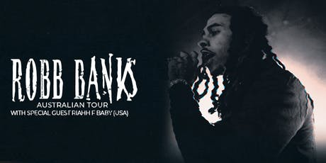 Robb Bank$ TOUR MELBOURNE TICKETS  tickets
